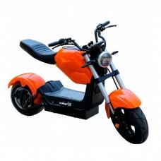 Электроскутер ElectroTown Citycoco Bike - оранжевый