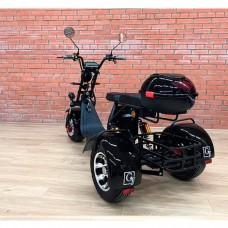 Трехколесный электроскутер Citycoco Trike GT X11
