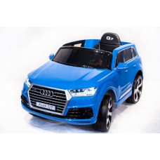 Электромобиль Audi Q7 High door Blue Paint